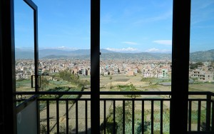 Bhaktapur Paradise Hotel Outside View From Suite Room